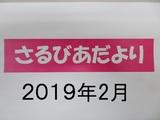 2019.2月活動報告